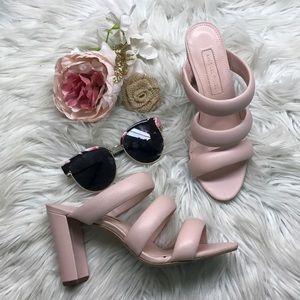 Avec Les Filles Mara Banded Dress Sandals, 6.5M